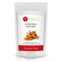 Kurkumina indyjska - 50 porcji - 40 g