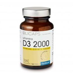 Olicaps Witamina D3 2000 120 kap.