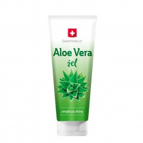 SwissMedicus Aloe Vera żel 200 ml