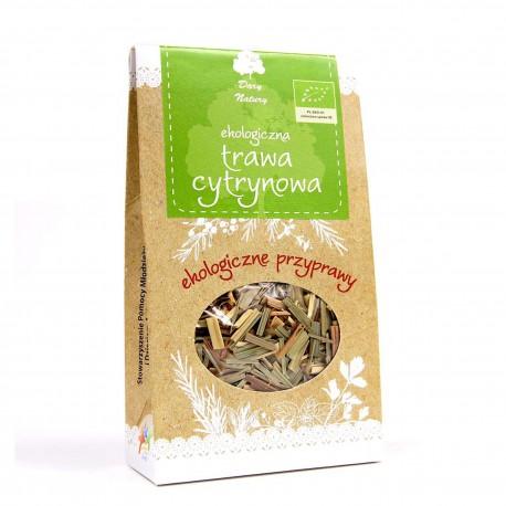 Trawa Cytrynowa Ekologiczna 20 g