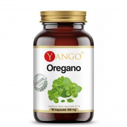 Oregano - ekstrakt - 90 kaps.