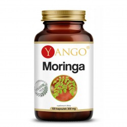 Moringa - 120 kapsułek
