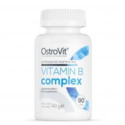 Vitamin B Complex OstroVit - Kompleks witamin z grupy B