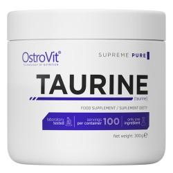 Supreme Pure Taurine - Tauryna 300 g - OstroVit