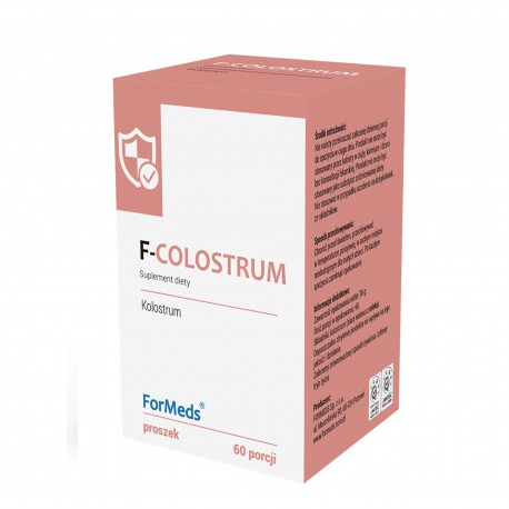F-Colostrum w proszku 60 porcji 36 g ForMeds
