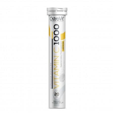 Vitamin C 1000 - Witamina C 1000 20 tabletek musujących OstroVit