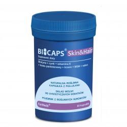 Bicaps Skin&Hair 60 kapsułek - ForMeds
