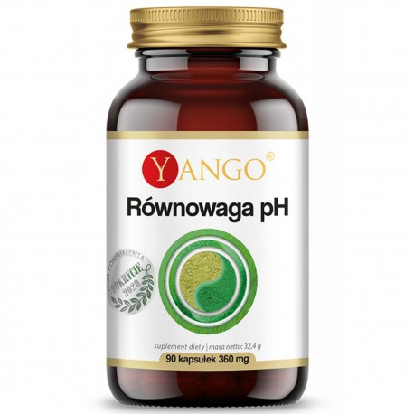 Równowaga pH 90 kapsułek 360 mg