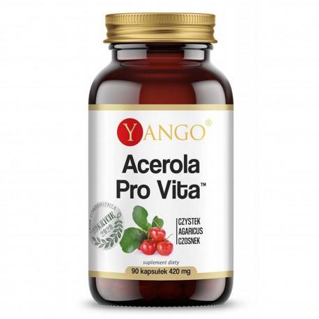 Acerola Pro Vita - 90 kapsułek