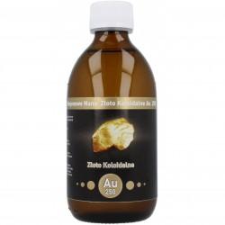 Niejonowe Nano Złoto Koloidalne AU 250 - 25 ppm 300 ml