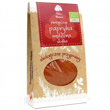 Papryka wędzona słodka 50 g Eko - Dary Natury