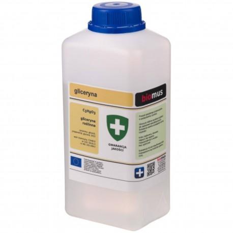 Gliceryna Roślinna Biomus 1kg