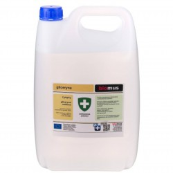 Gliceryna Roślinna Biomus 5kg