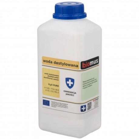 Woda Destylowana H2O Pure 1l