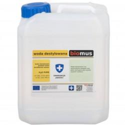 Woda Destylowana H2O czysta 5L