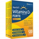 XeniVIT Witamina D3 FORTE 4000 j.m. 120 kasp. softgel