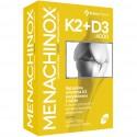 Menachinox K2+D3 FORTE Witamina D4000 K2MK7 30 kaps.