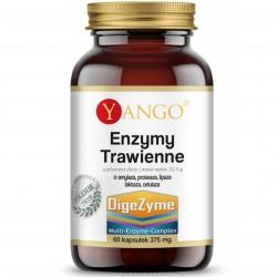 Enzymy Trawienne - 60 kapsułek