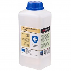 DMSO dimetylosulfotlenek 1l