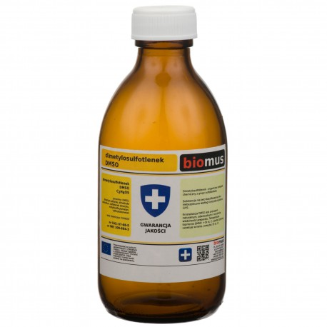 Biomus DMSO butelka szklana 250g