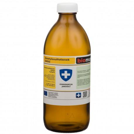 Biomus DMSO butelka szklana 500g