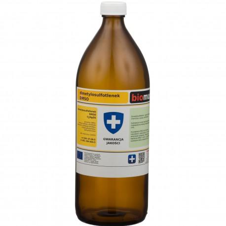 Biomus DMSO butelka szklana 1kg