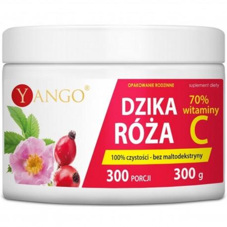 Dzika Róża - ekstrakt 300g - Yango