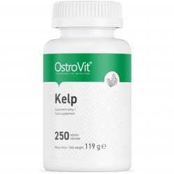 Kelp 250 tabletek - Ostrovit