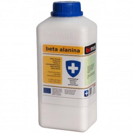 Beta alanina Kwas 3-aminopropanowy 1kg