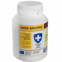 Beta alanina Kwas 3-aminopropanowy 100g