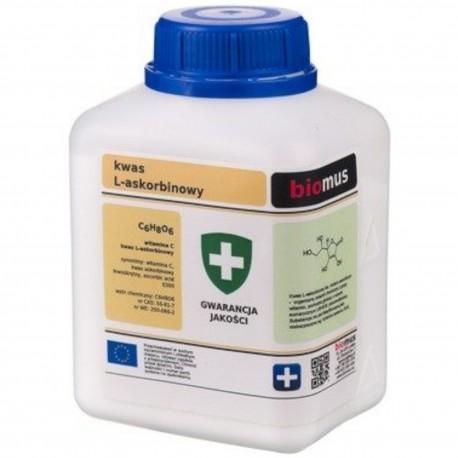 Kwas askorbinowy witamina c Biomus 250g