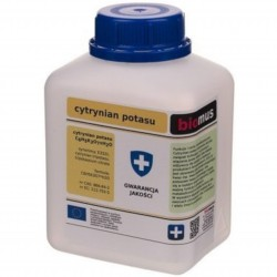 Cytrynian Potasu 250g