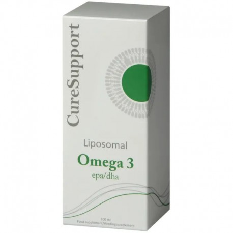 Kwasy omega-3 EPA/DHA Liposomalne 100 ml