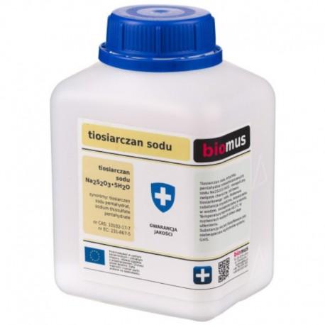 Tiosiarczan sodu Biomus 250g