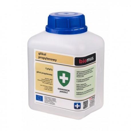 Glikol Propylenowy Biomus 500ml