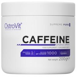 Kofeina w proszku 200 g - OstroVit