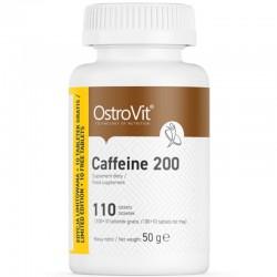 Kofeina 200 mg 110 tabletek OstroVit