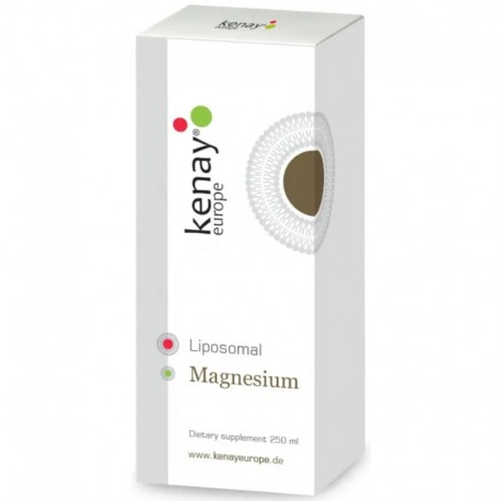 Magnez liposomalny 250 ml Kenay