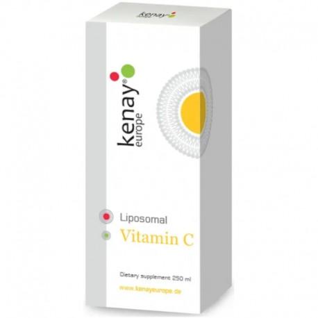 Witamina C liposomalna 250 ml Kenay