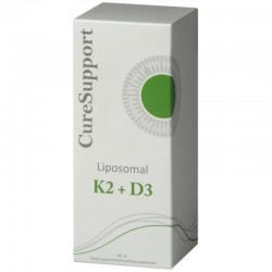 Witamina K2+D3 liposomalna 60 ml Kenay