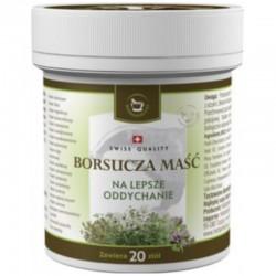 Borsucza maść na lepsze oddychanie 125 ml Herbamedicus