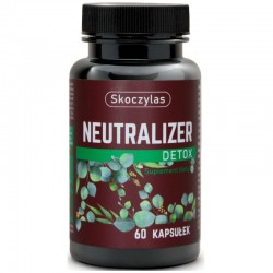 Neutralizer Detox 60 kap.