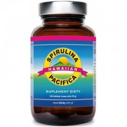 Spirulina Pacifica hawajska 500 mg 180 tab. Kenay