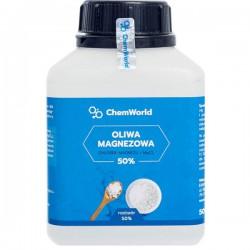 Oliwa magnezowa (chlorek magnezu) 50% 500ml