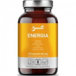 Energia - 50 kapsułek - Panaseus