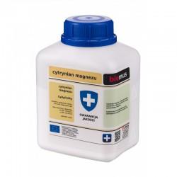 Cytrynian magnezu 250g