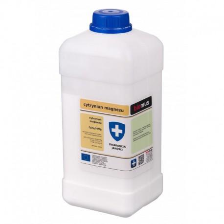 Cytrynian magnezu 1kg