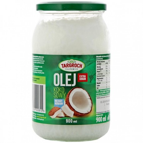 Olej Kokosowy Extra Virgin 900ml