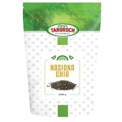Nasiona Chia - Nasiona Szałwii Hiszpańskiej 1kg