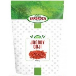 Jagody Goji suszone owoce 1kg Targroch